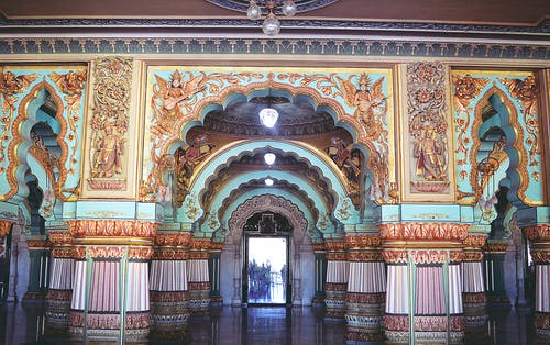 Photos gratuites de #mysorepalace, #palais royal