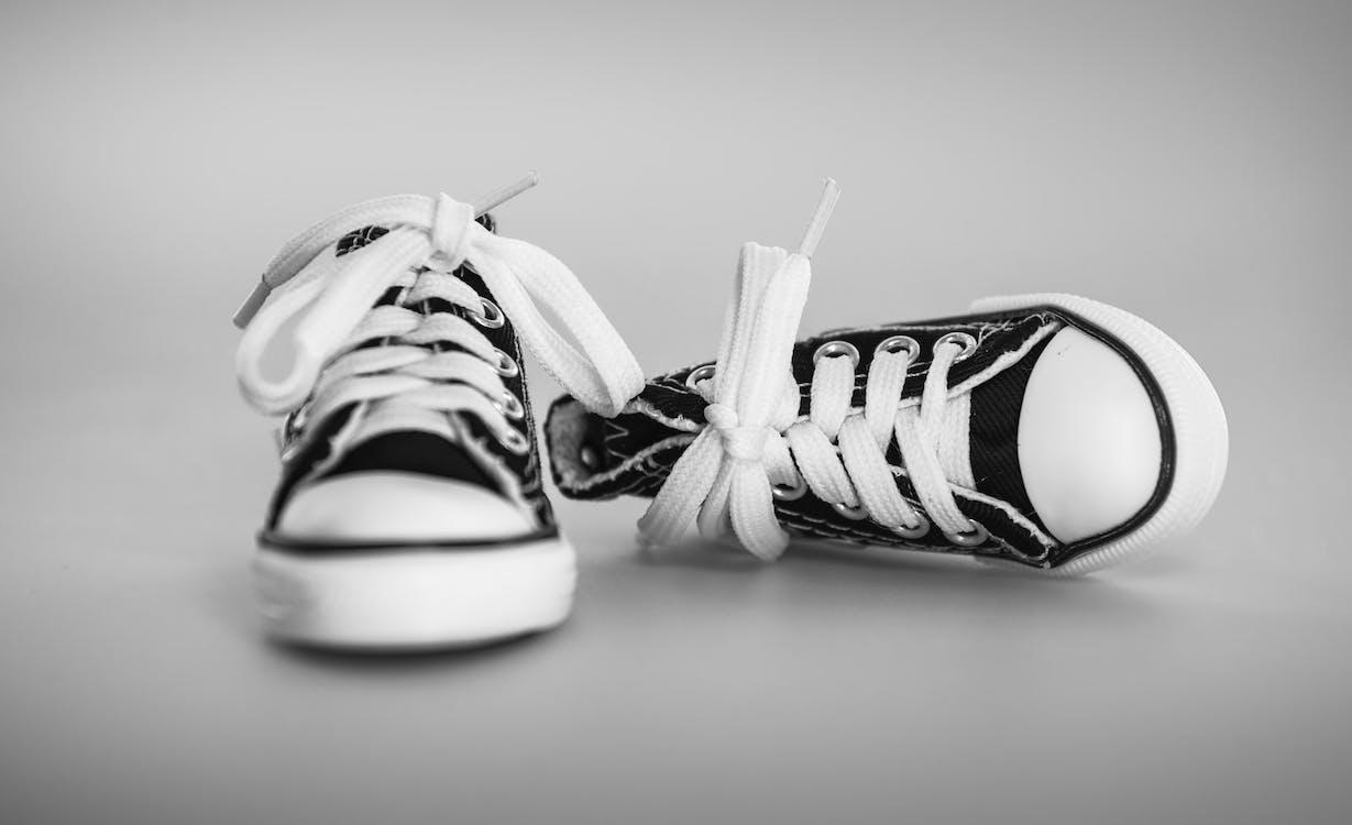 calzature, classico, colore