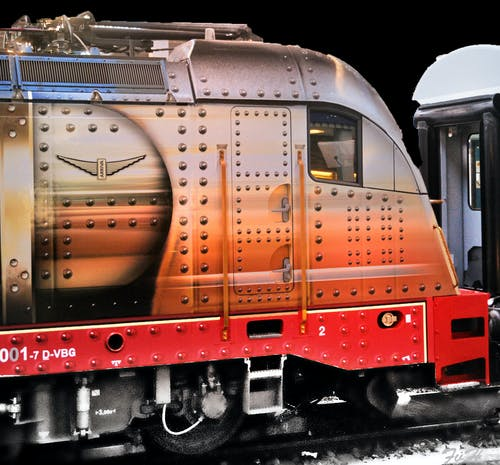 Free stock photo of fast train, locomotive, train
