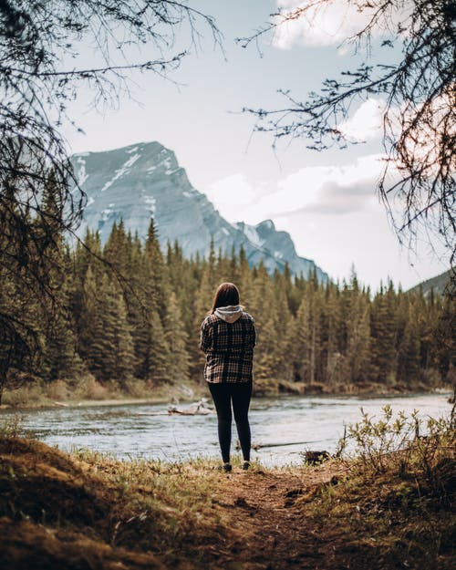 Free stock photo of adventure, cold, fall
