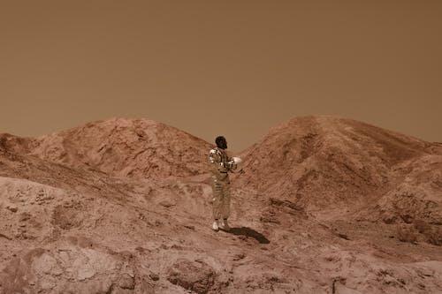 Základová fotografie zdarma na téma astronaut, cosplay, helma