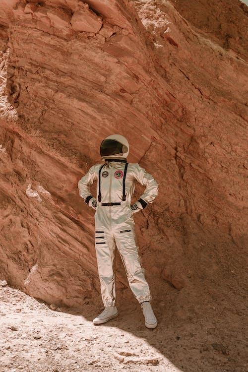 Free stock photo of adult, adventure, astronauts