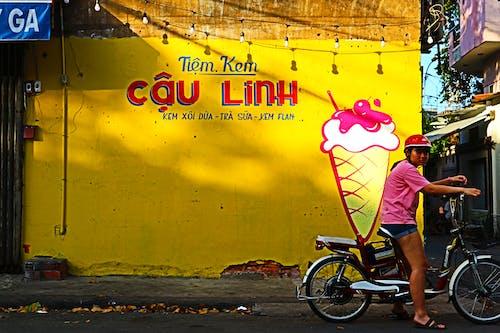 Photos gratuites de crème glacée, glace, individu