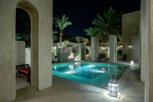 Kostenloses Stock Foto zu arabisch, architektur, badeort