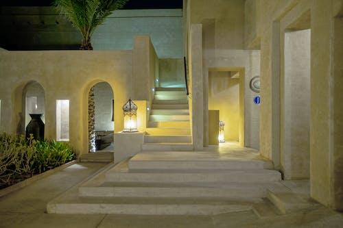 Kostenloses Stock Foto zu arabisch, architektur, bogen
