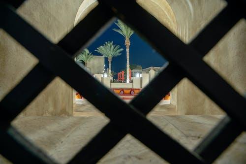 Kostenloses Stock Foto zu abstrakt, arabisch, architektur