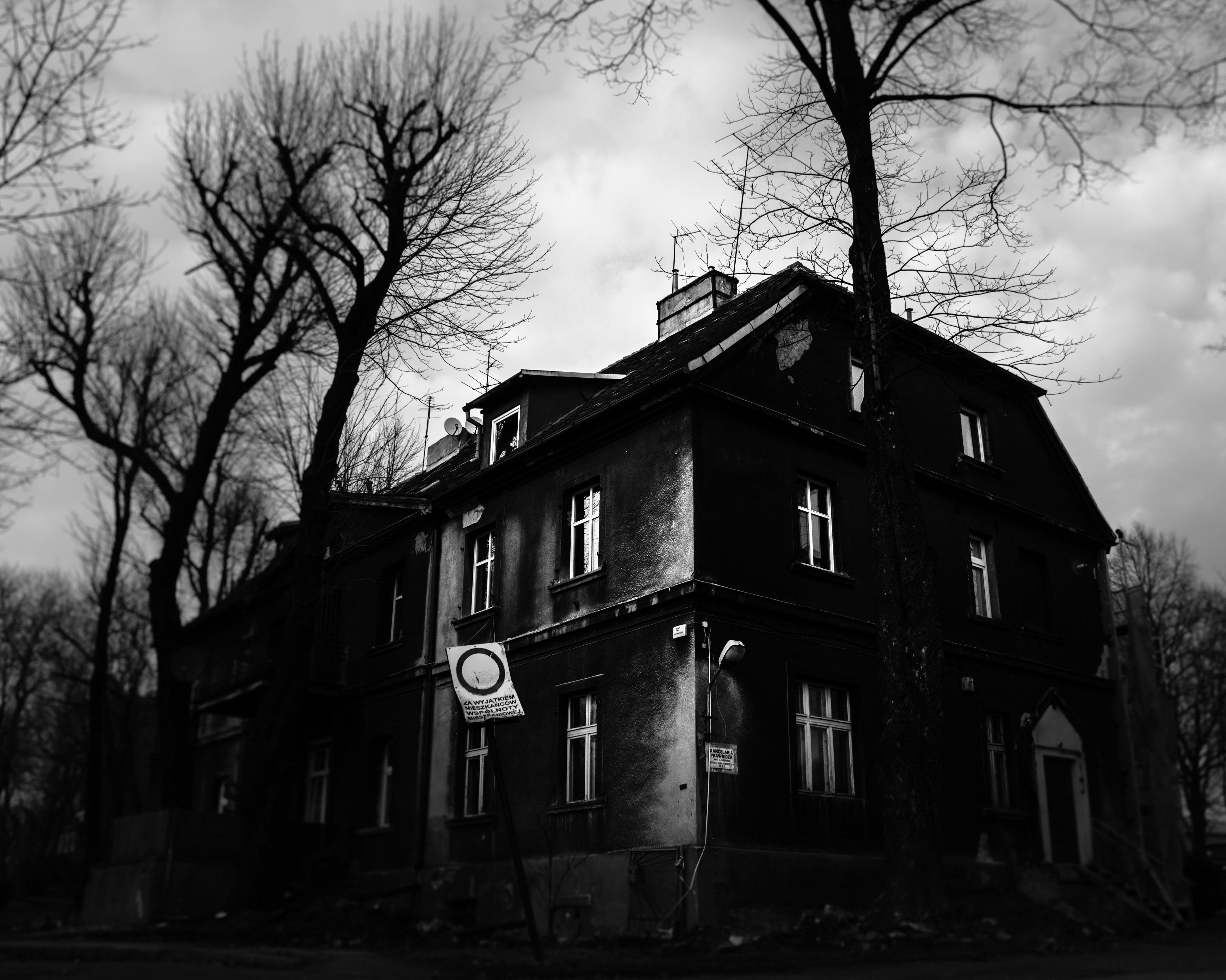 Free stock photo of building, house, silesia