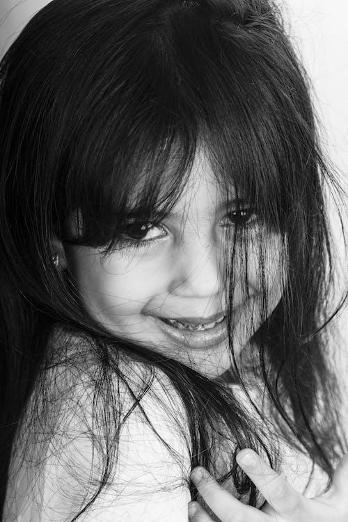 Photos gratuites de adorable, beau, brune