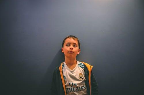 Foto stok gratis anak, anak laki-laki, potrait, potret anak