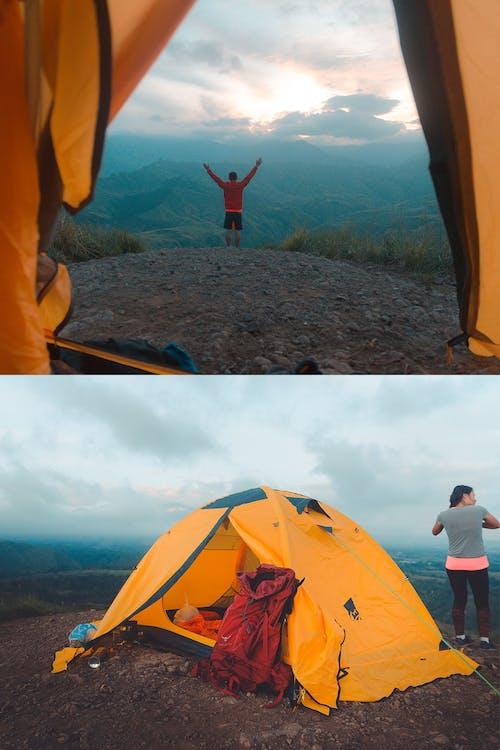 Free stock photo of tent