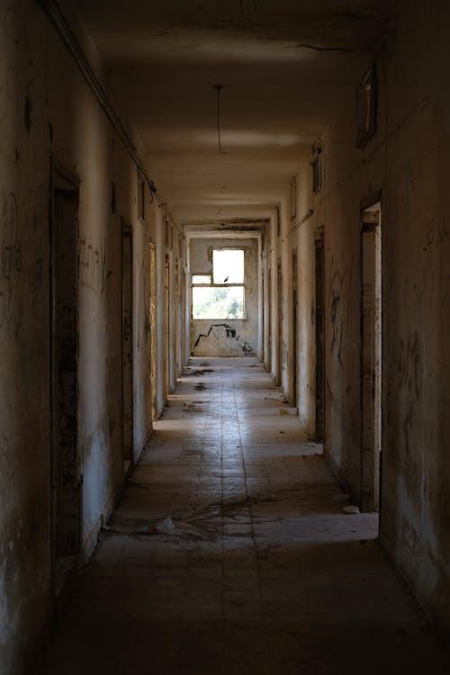 Foto stok gratis bangunan terlantar, cemar, dekil