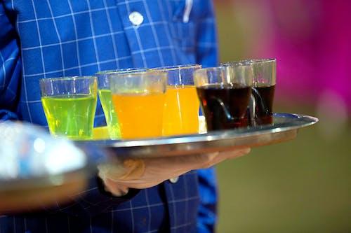 Základová fotografie zdarma na téma koktejl, koktejlové sklenice, manželství, nápoj
