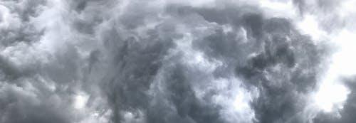 Ingyenes stockfotó drámai ég, Sötét ég témában
