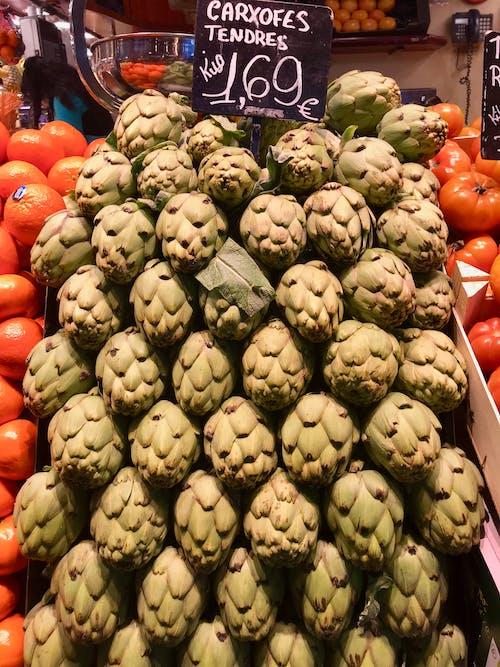 Ingyenes stockfotó friss zöldségek témában