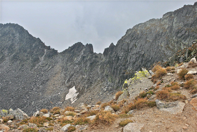 Free stock photo of crater, peak, rocks