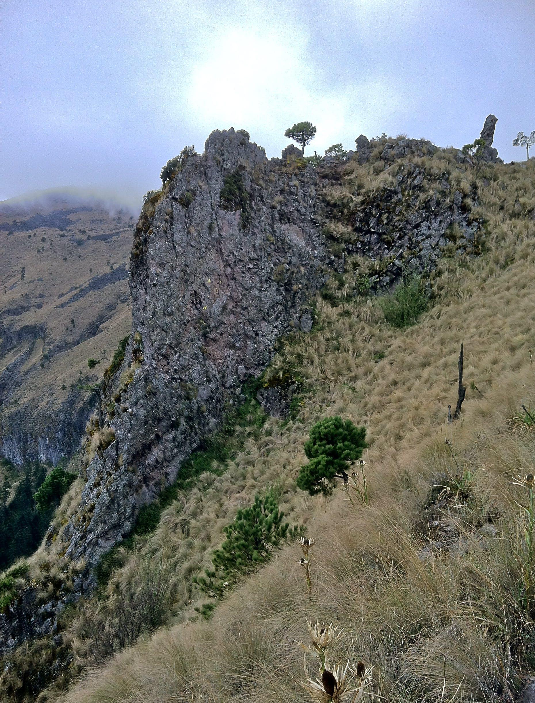 Free stock photo of rock, volcano