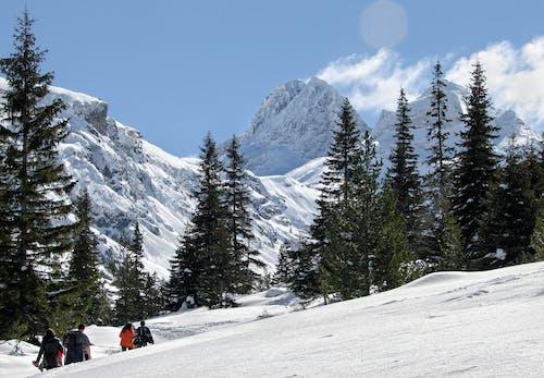 Free stock photo of mountain, mountain hiking, mountain peaks