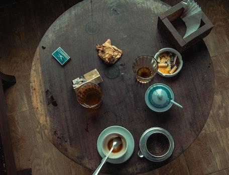 Free stock photo of coffee, sad, smoker, Hanoi