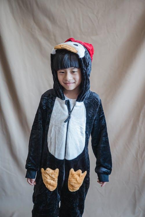 アジア人の少年, おんどり, かわいらしいの無料の写真素材