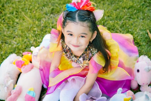 Free stock photo of beautiful, cheerful, child