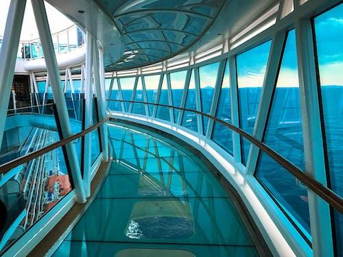 คลังภาพถ่ายฟรี ของ การเดินเรือ, ข้าม, ทะเล, ทางเดิน