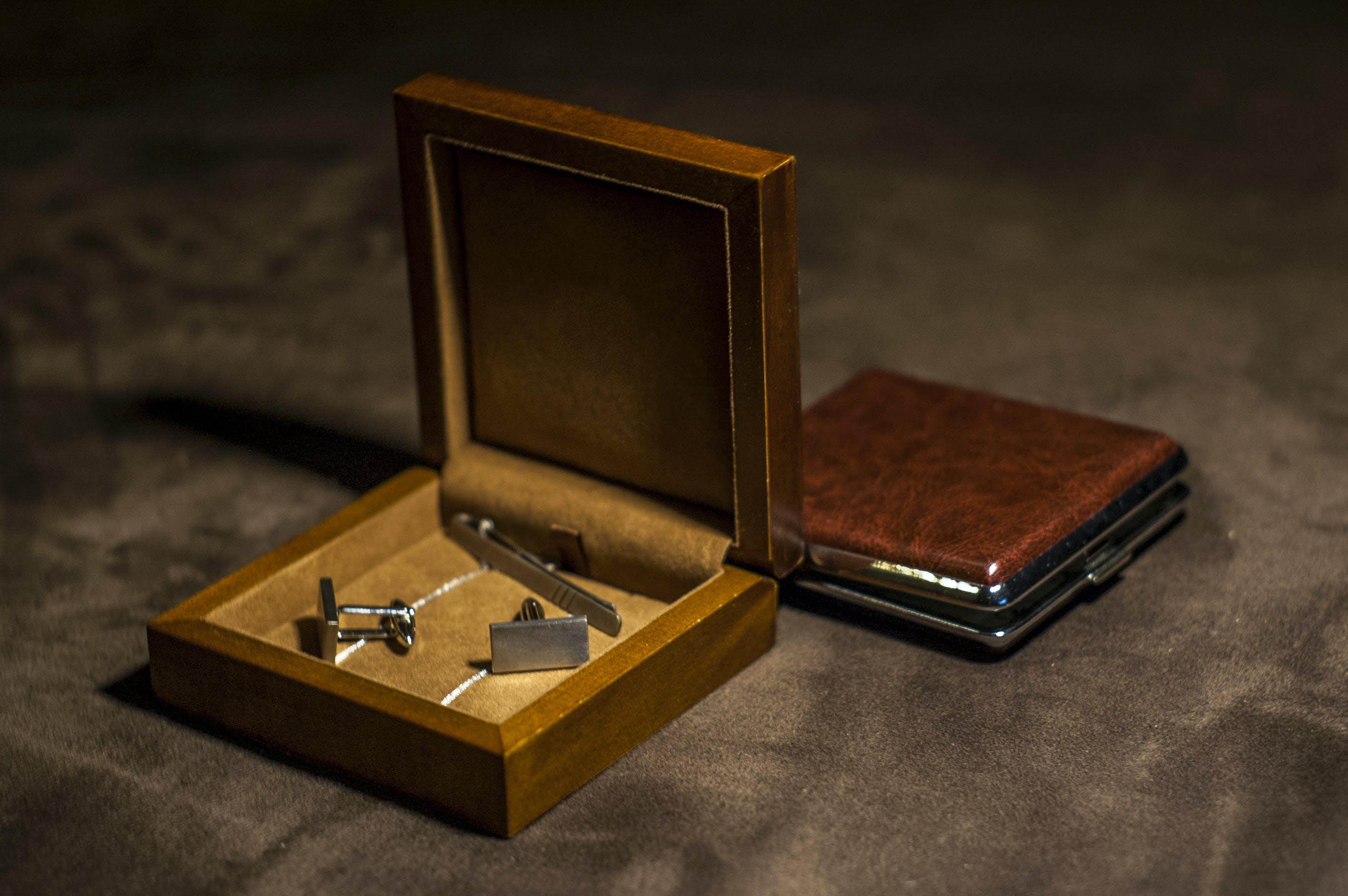 Free stock photo of accessory, antique, blur, box