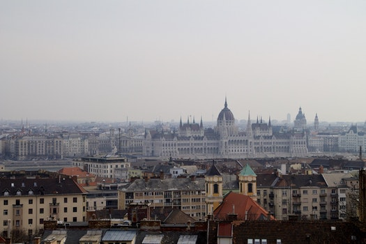 Free stock photo of city, church, parliament, Budapest