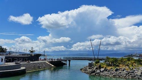 Free stock photo of beach, cloud, cloudy, cloudy sky