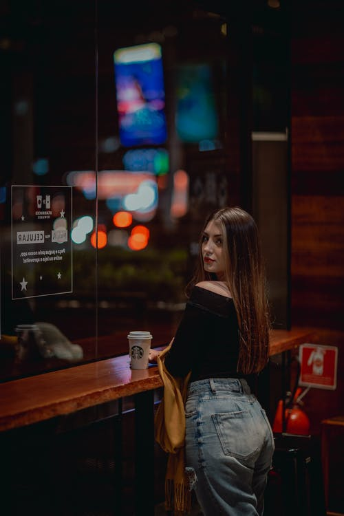 Free stock photo of adult, bar, city