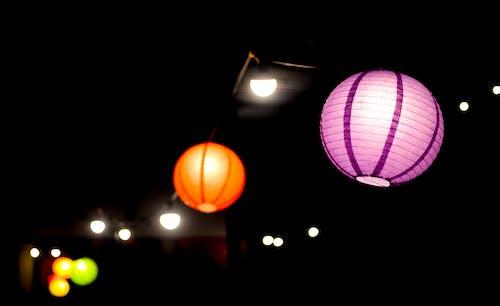 Fotos de stock gratuitas de diseño, faroles, iluminado, linternas