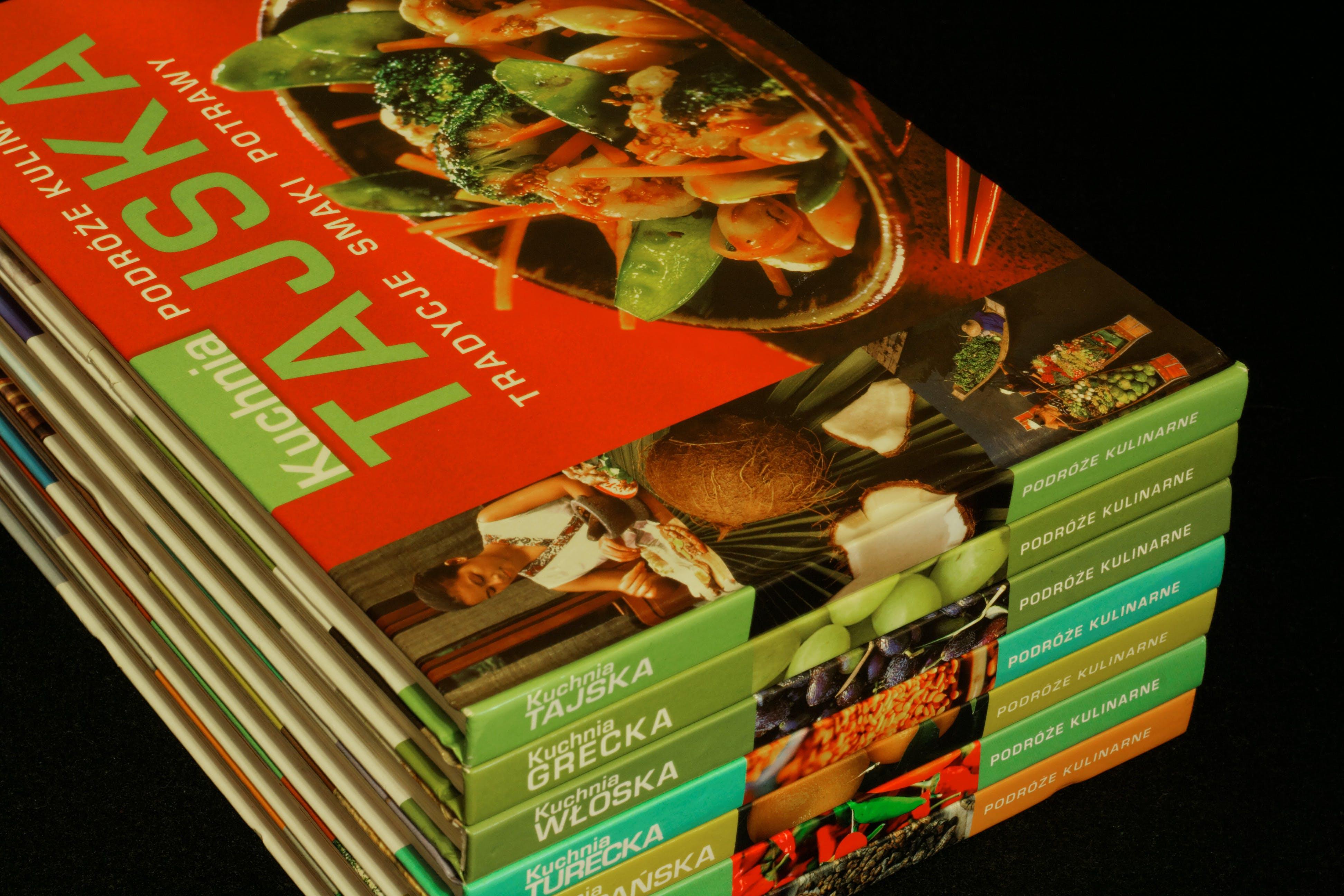 Free stock photo of kitchen, book, recipe