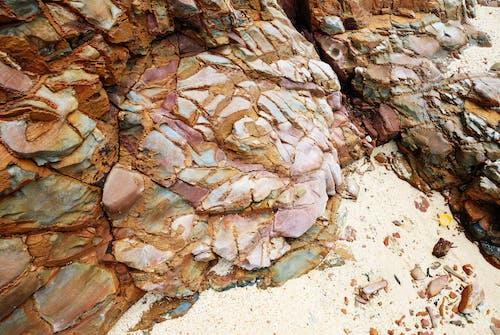 Gratis stockfoto met natuur, rock, structuur