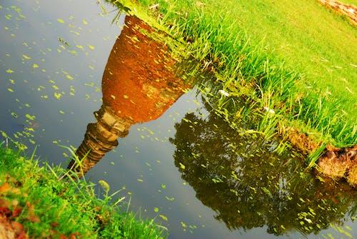 Gratis stockfoto met antiek, reflectie, tempel