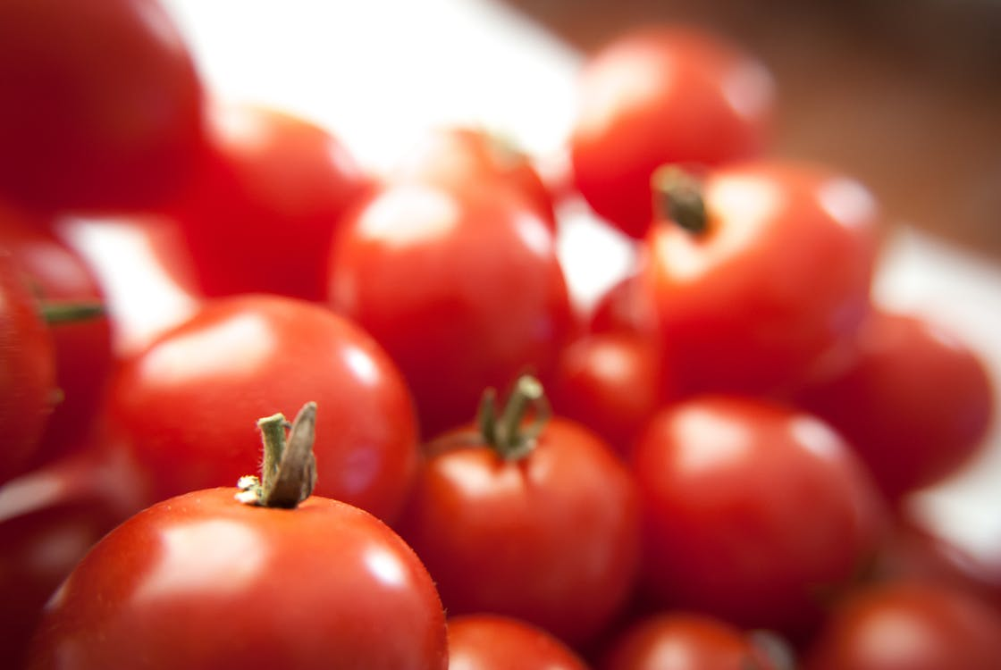 Close-up Photography of Tomatoes
