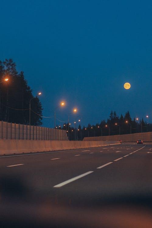 Fotos de stock gratuitas de asfalto, autopista, calle