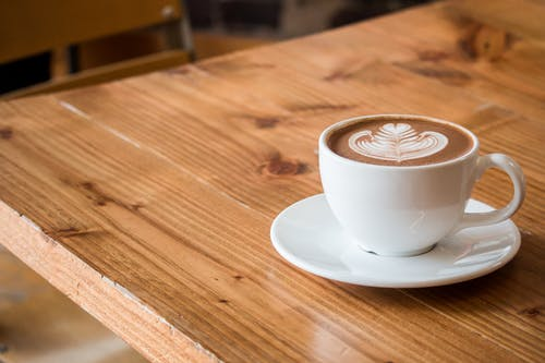 Gratis stockfoto met cafeïne, cappuccino, close-up, coffeeshop