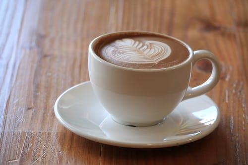 Gratis lagerfoto af cafe, kaffe, kaffekunst, latte