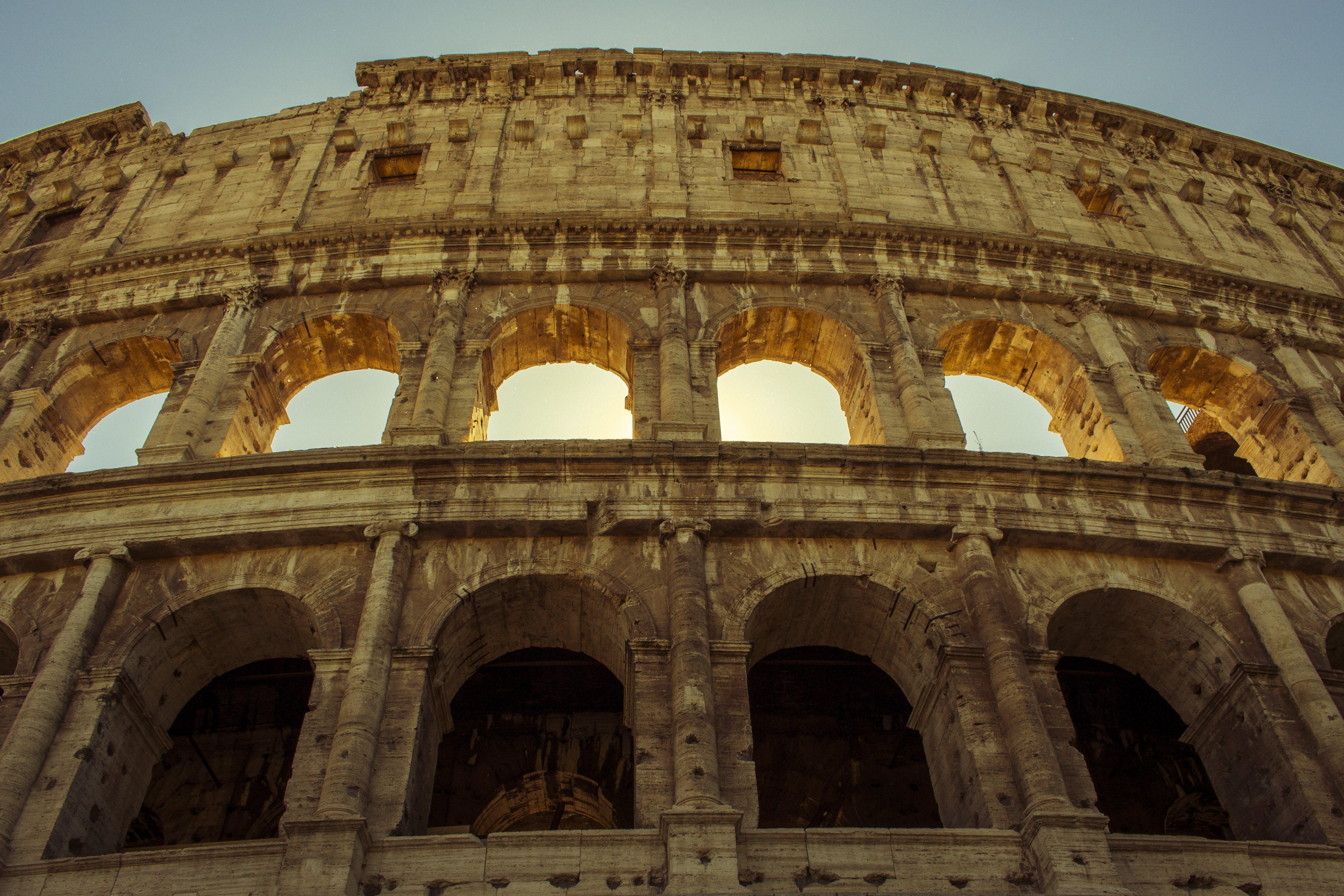 Foto stok gratis Arsitektur, beken, kehancuran, kuno
