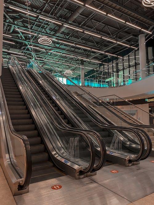adım atmak, alışveriş Merkezi, antrenman yaptırmak içeren Ücretsiz stok fotoğraf