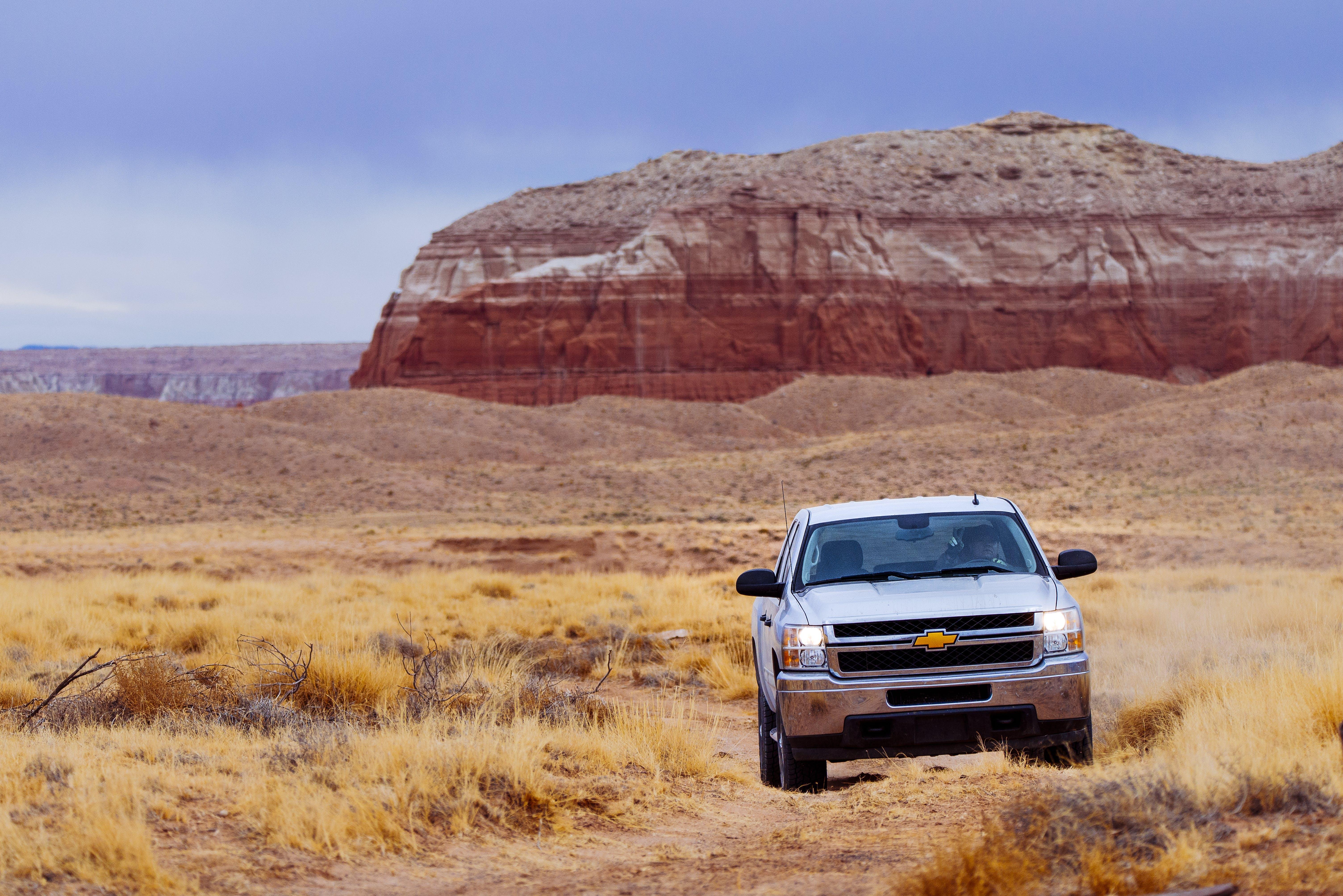 Gratis lagerfoto af amerika, bil, bjerg, dagslys