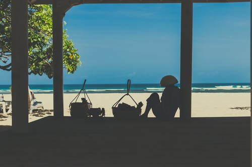 Free stock photo of asia, background, bali, beach