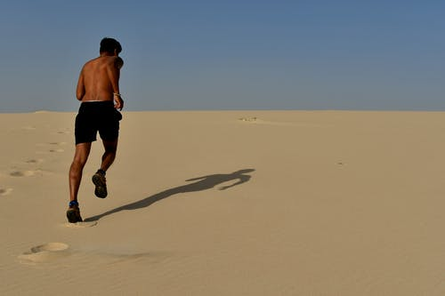 Free stock photo of desert, fit, fitness, fitness model