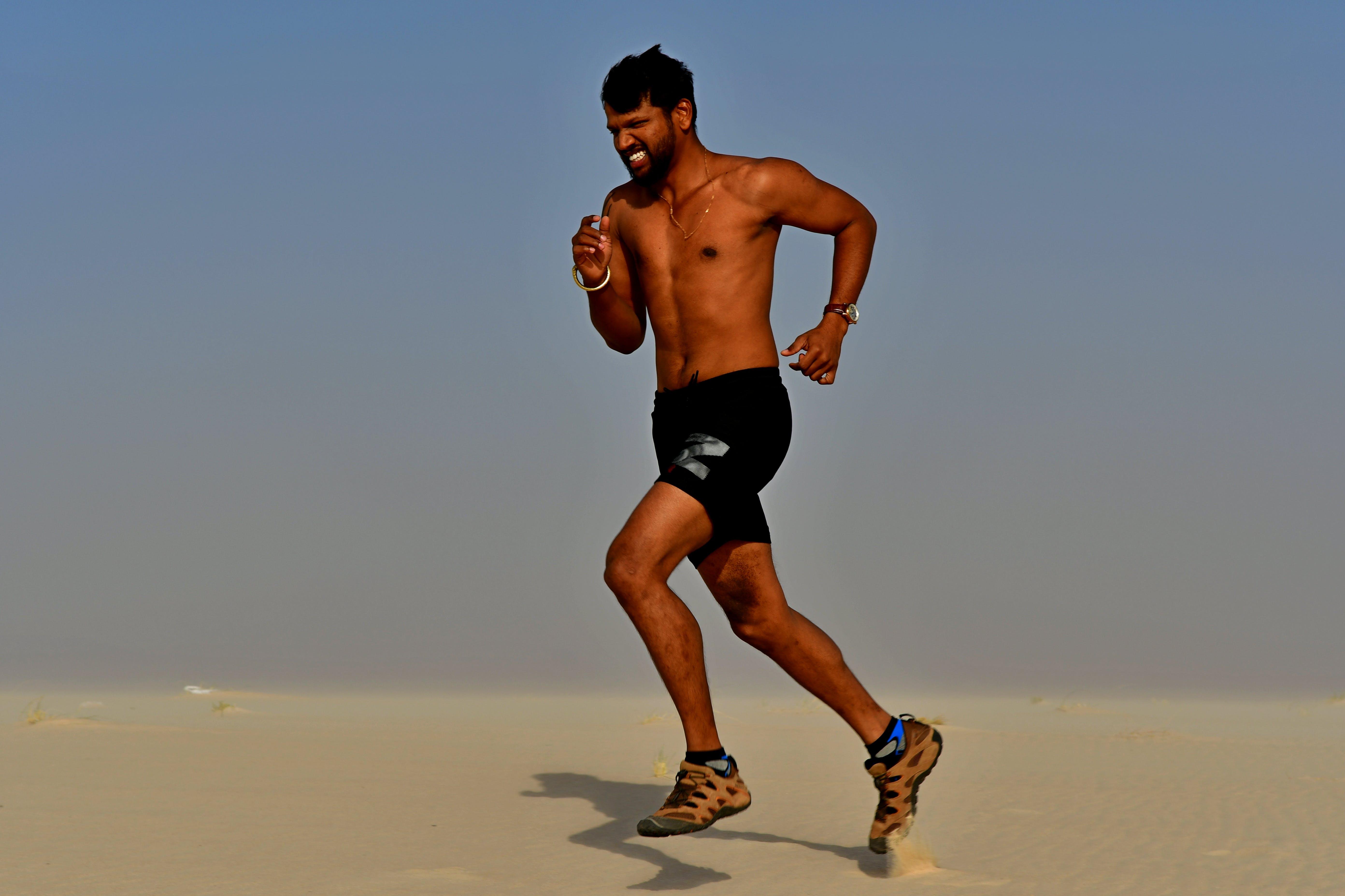 Gratis stockfoto met actie, atleet, body art, fitness
