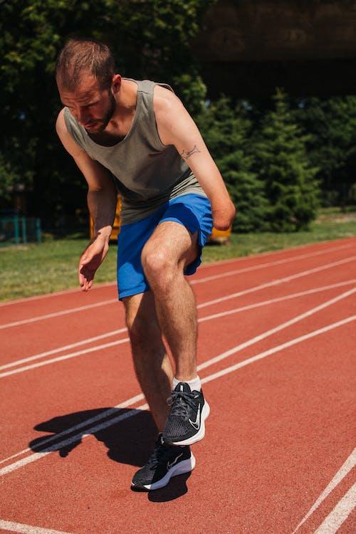 Free stock photo of action energy, activity, adidas
