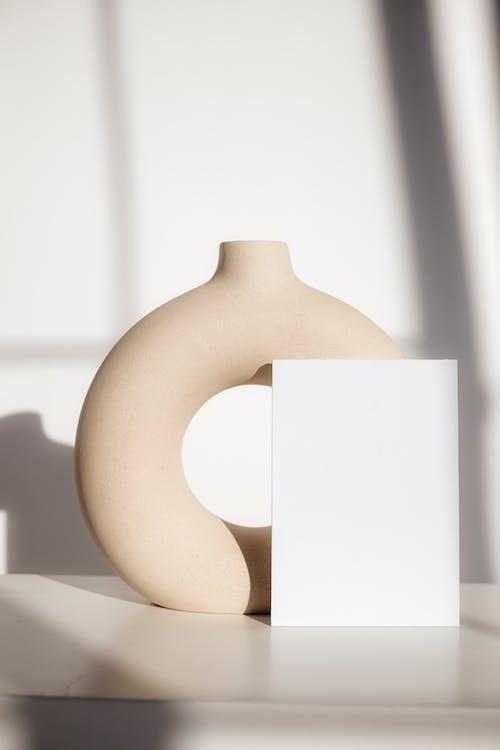 White Paper on White Table