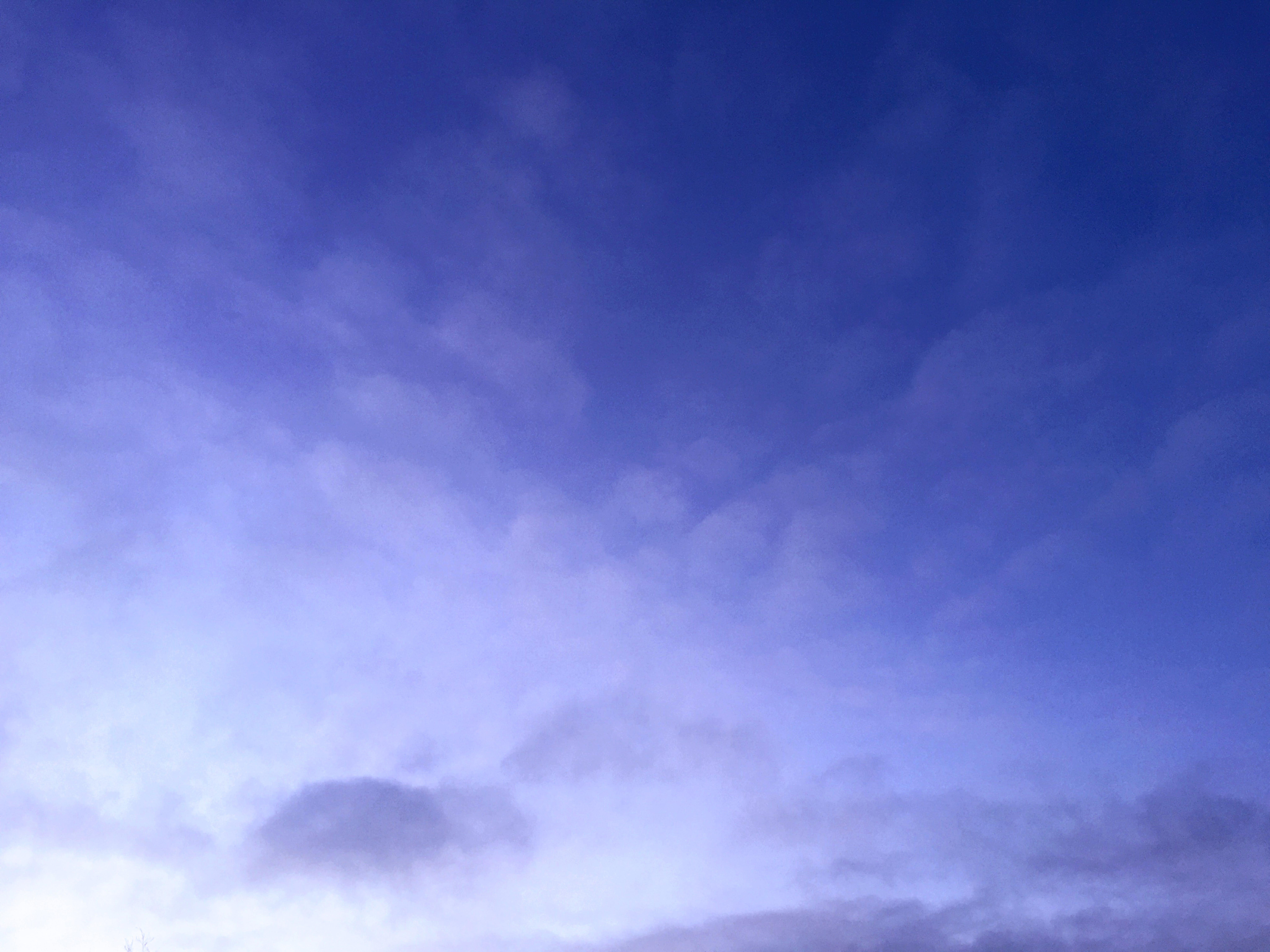 Δωρεάν στοκ φωτογραφιών με γαλάζιος ουρανός, ουρανός, σύννεφα, σύννεφο