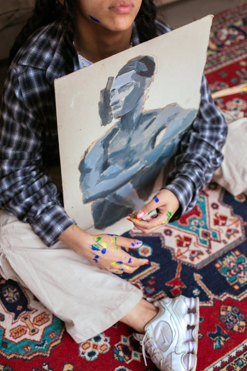 Gratis arkivbilde med artist, barn, design