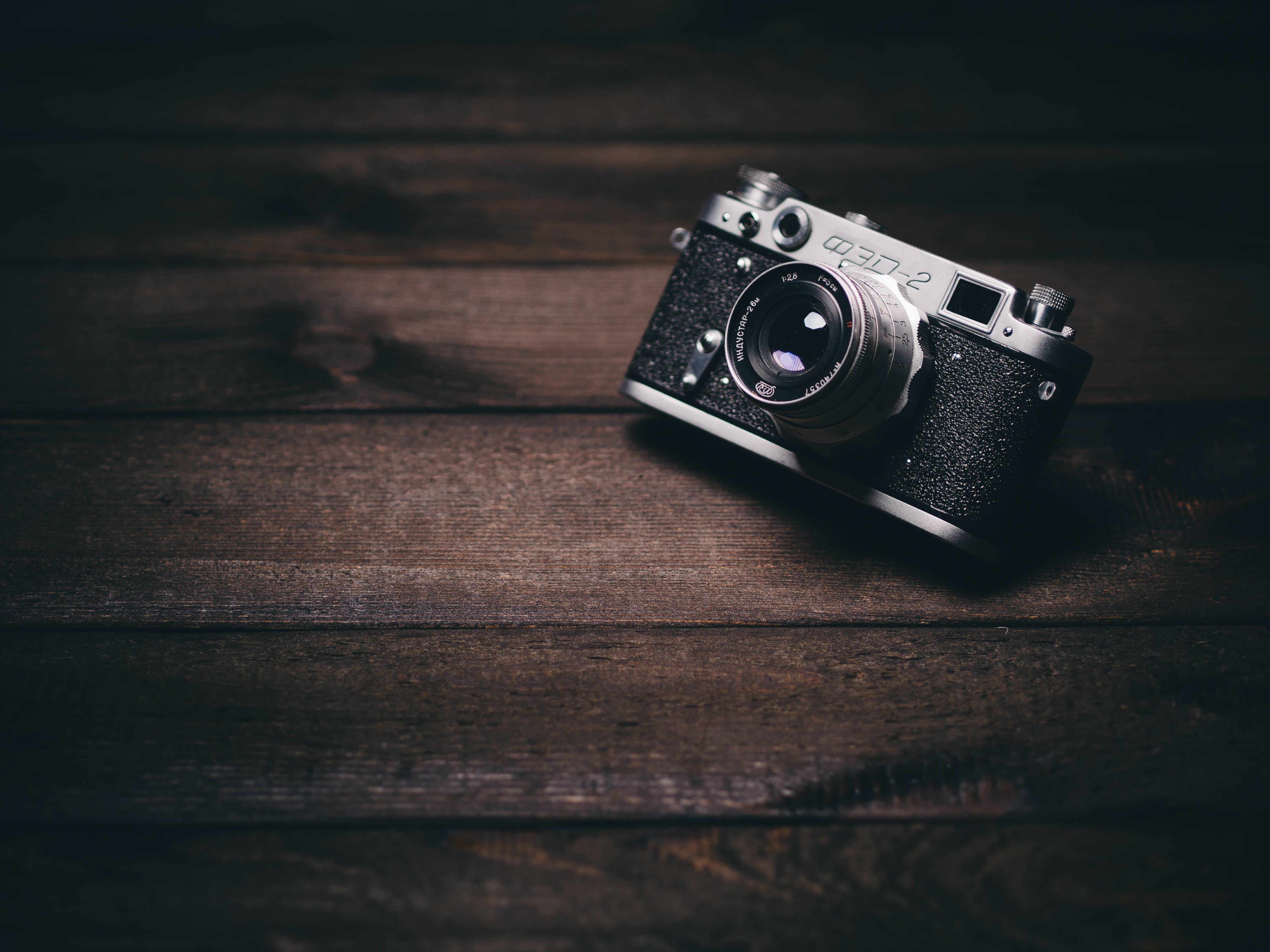 analog, camera, hipster