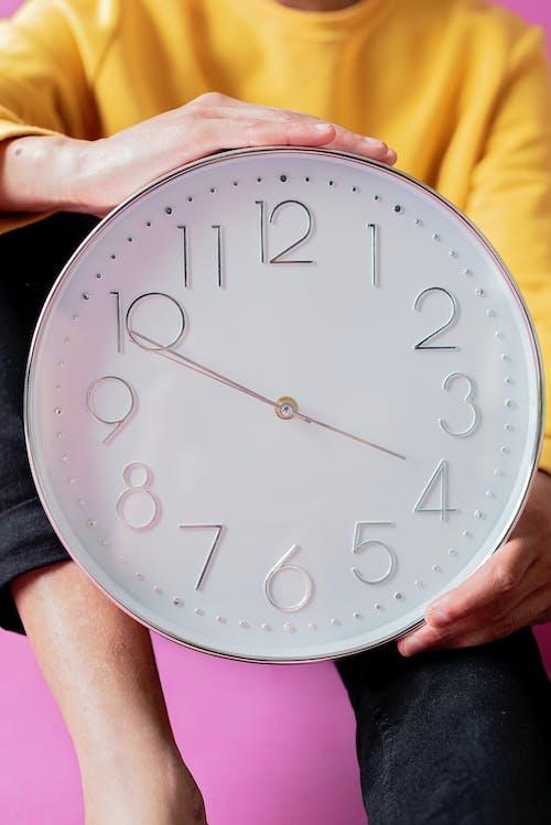 Immagine gratuita di analogico, concetto, minuti