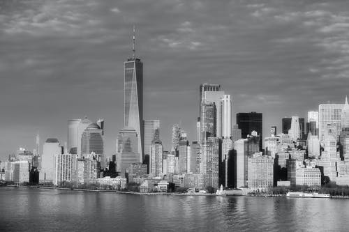 A Picturesque View of the New York City Skyline